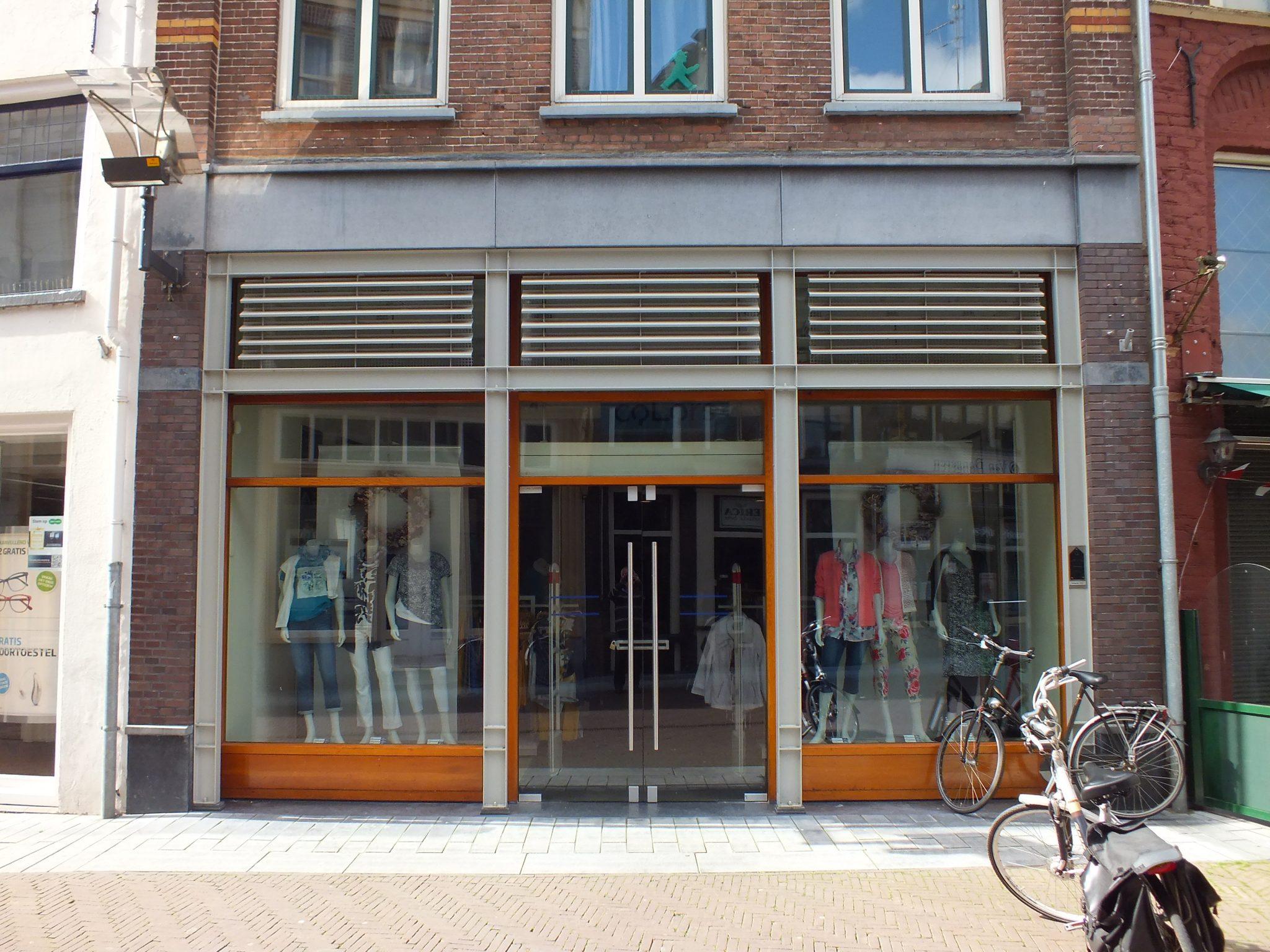 Winkelpand Zevalking Beukerstraat Zutphen
