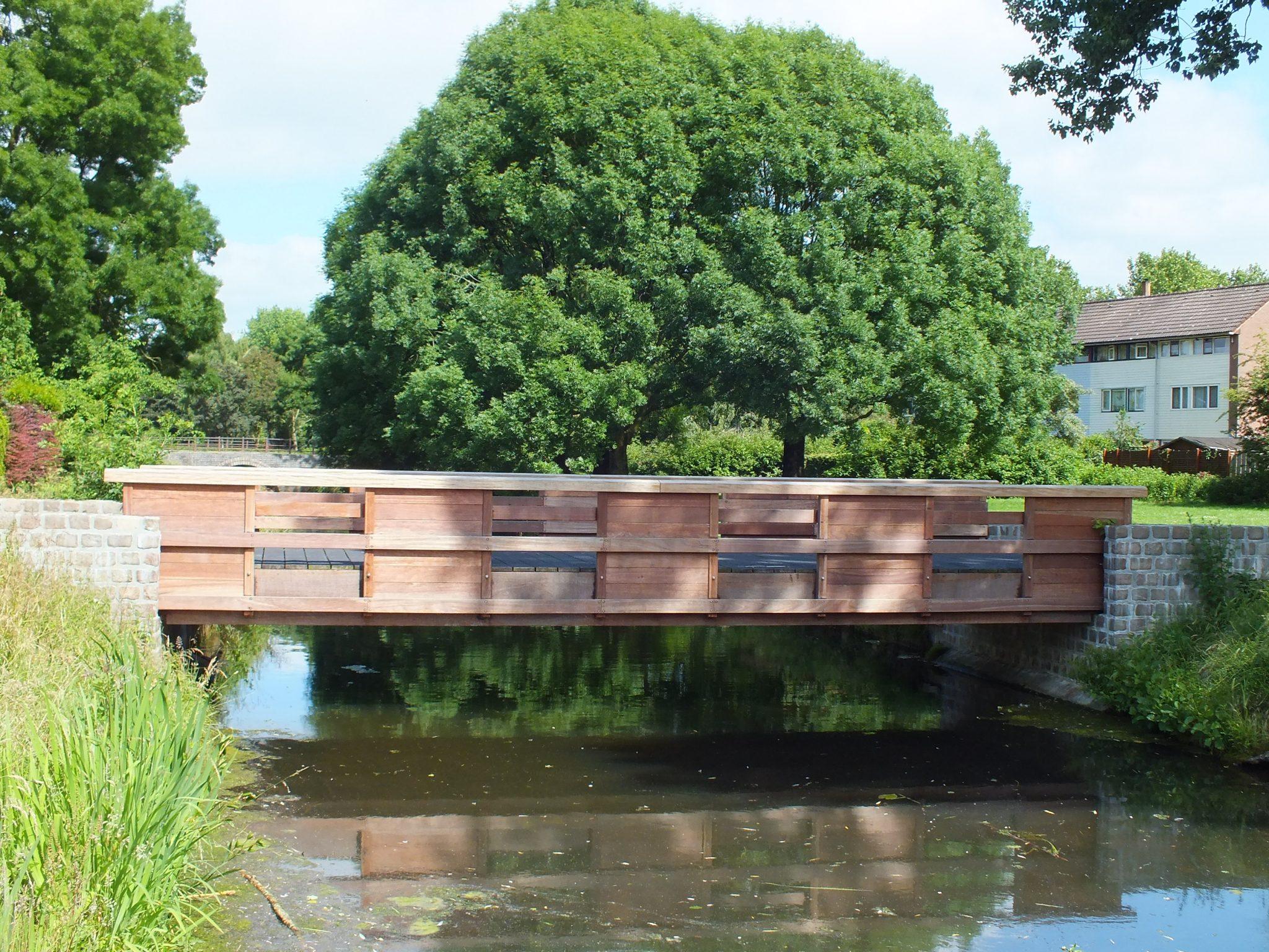 Fiets en voetbruggen Zuidwijken – Braamkamp