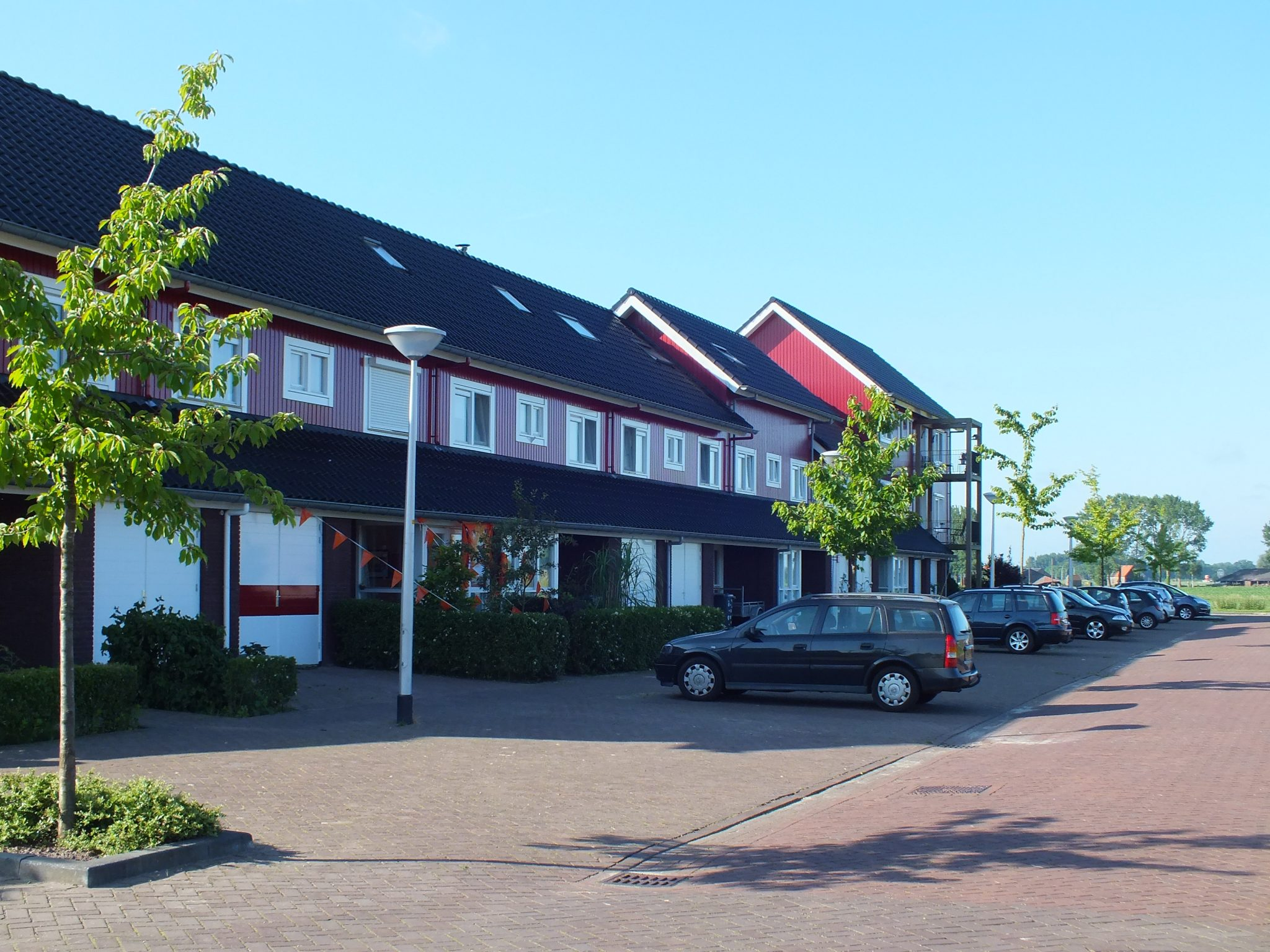 Duurzame woonwijk