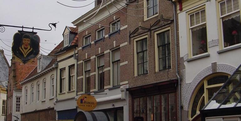 Sprongstraat Zutphen