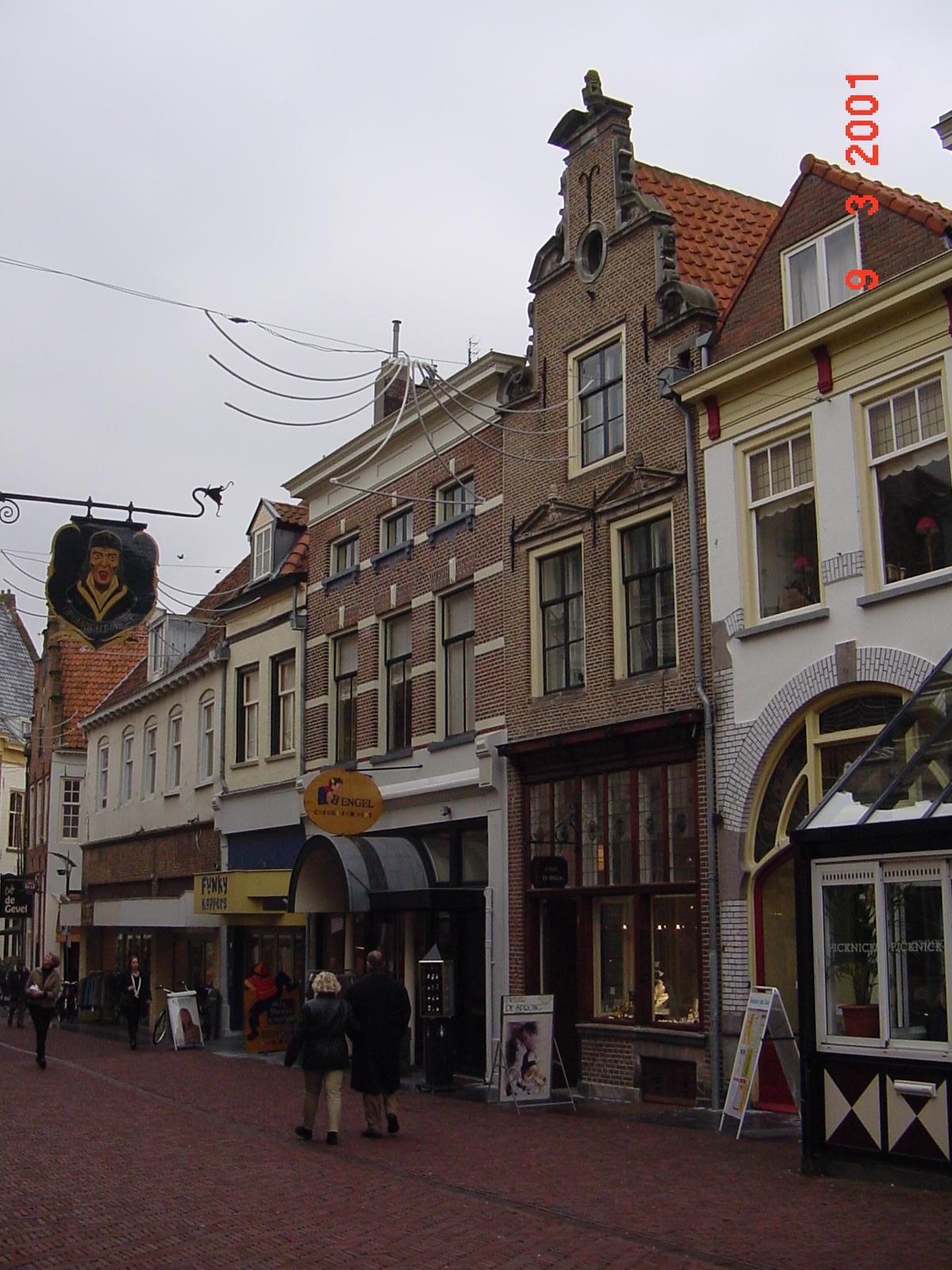 Winkelpand Sprongstraat Zutphen